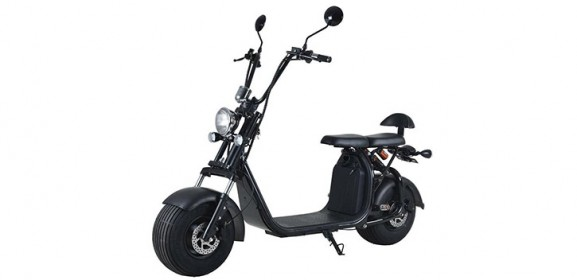 Citycoco Harley scooter électrique EEC