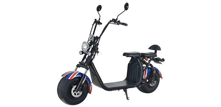 Citycoco Harley scooter électrique EEC -brexit