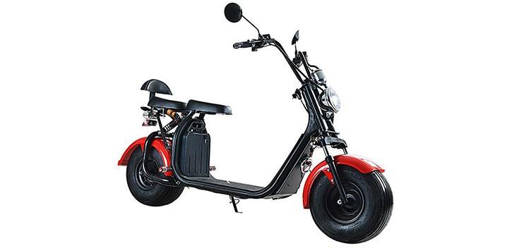 Brexit Citycoco Harley scooter électrique EEC