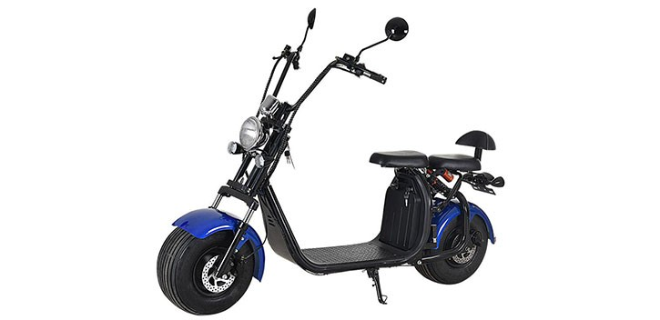 a0cf1bb7e Citycoco Harley Electric Scooter EEC