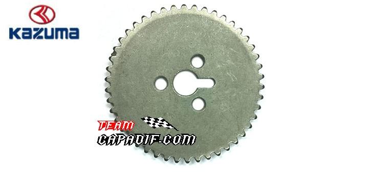 Kazuma 500CC timing wheel