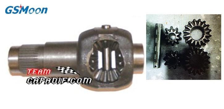 Engrenage différentiel XYST260/ XKD260-1 XKD260-2