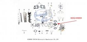 Guarnizione per carburatore Kinroad 800 1100