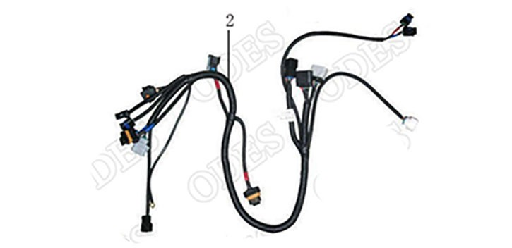 Engine Wire harness Odes 800