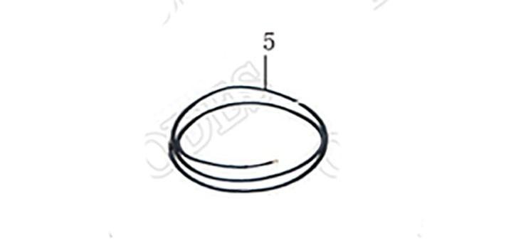 Ground Wire L 1180mm Odes 800