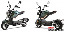 Miku Max | electric scooter road approved Motor BOSCH / 20Ah / 20Ah