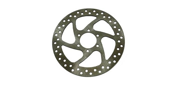 Citycoco disc brakes