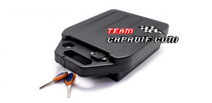 lithium battery Suitcase 60V / 18Ah Citycoco