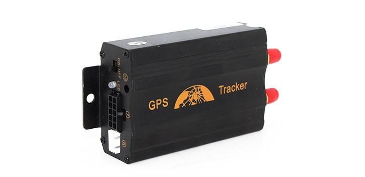 Localizador de vehículos con GPS