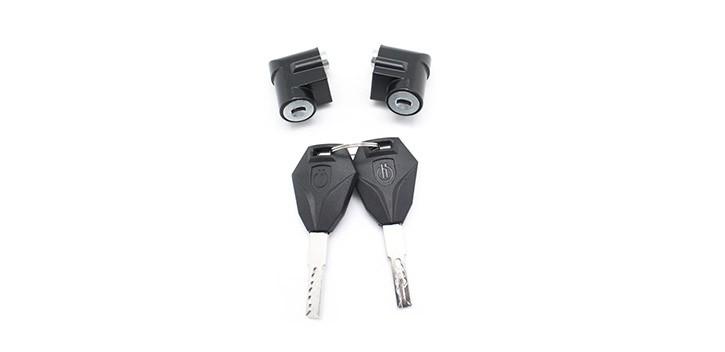 Citycoco Key and Lock Case Set