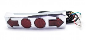 Citycoco Last Mille VII Brake and Turn Signal Lights