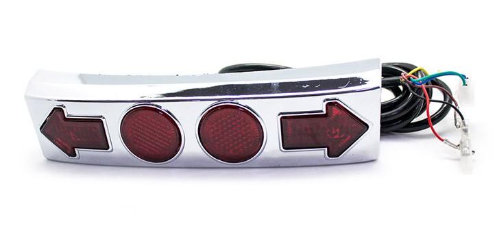 Feux arrière (freins et clignotants) Citycoco Last Mille VII