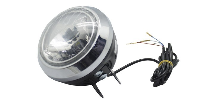 Led Citycoco Front Light + Bluetooth Speaker Version X and XI