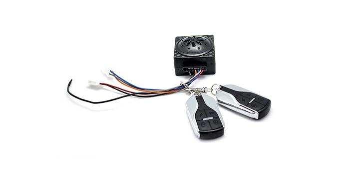 Citycoco Last Mille Alarm + Kit de recharge de clés