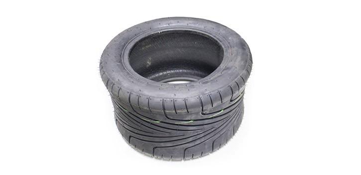 Citycoco plus tire