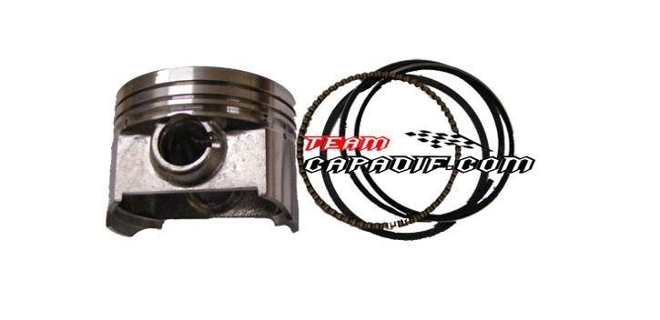 Piston and segments XYKD150-3 BUGGY GSMOON
