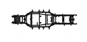 Rahmen Odes 800 Assailant