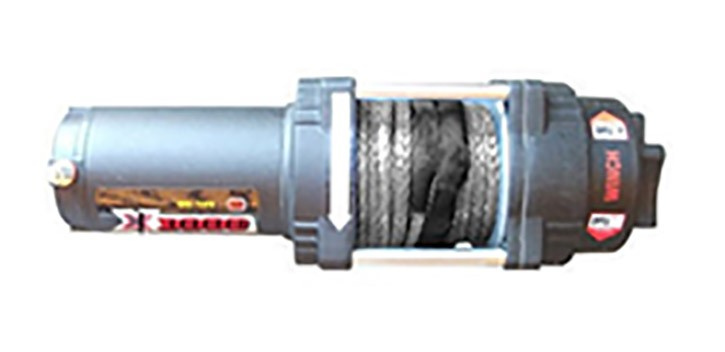 Front winch body Odes 800cc