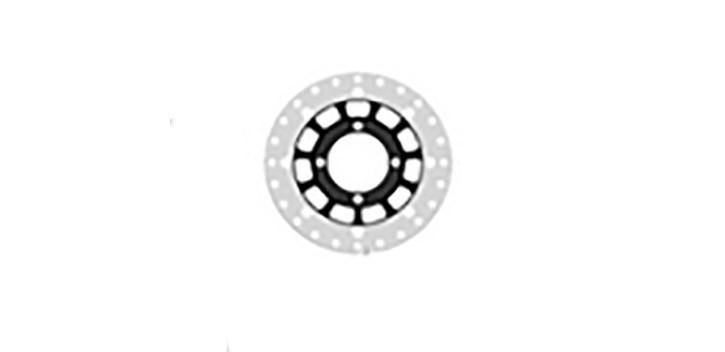 Front brake disc Odes 800