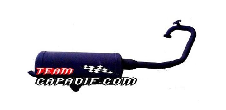 scarico XYKD150-3 BUGGY GSMOON