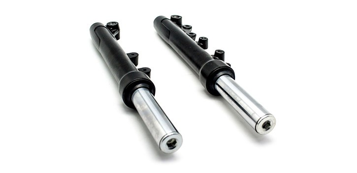 Citycoco front shock absorber set