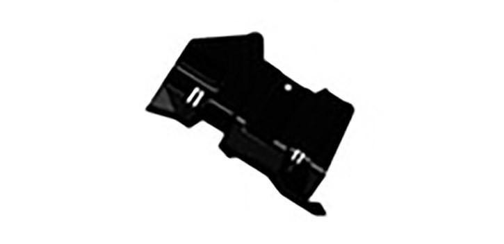 Lower A-arm guard board, LH, FR Odes 800cc