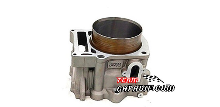 Cylinder block HISUN 700