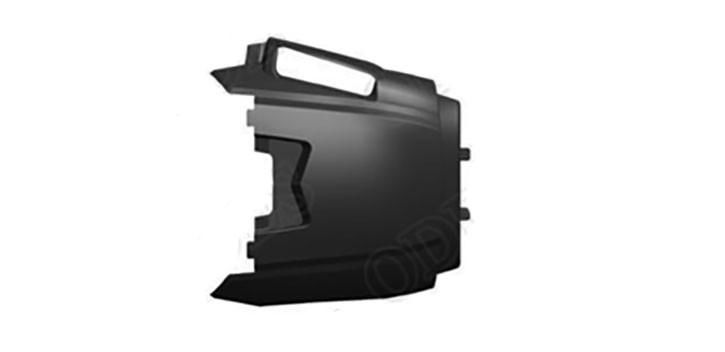 Gear Shift Cover (Black Carbon Fiber) Odes 800cc