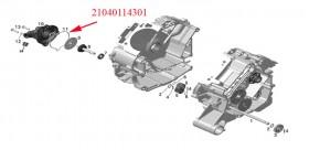Gasket Water pump Odes 800cc