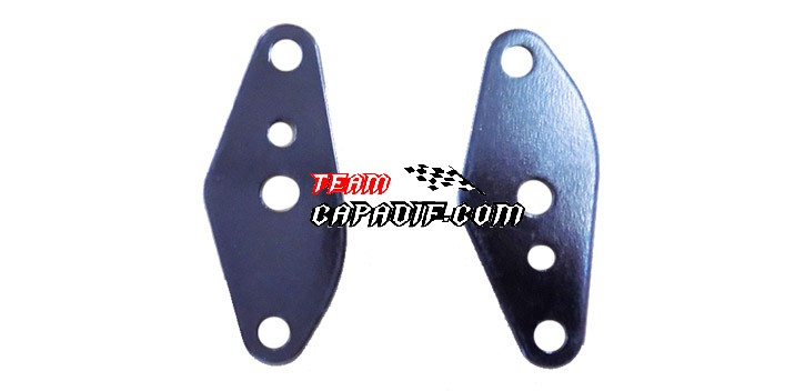 Lower Mounting Board For Rear Handrail Odes 800