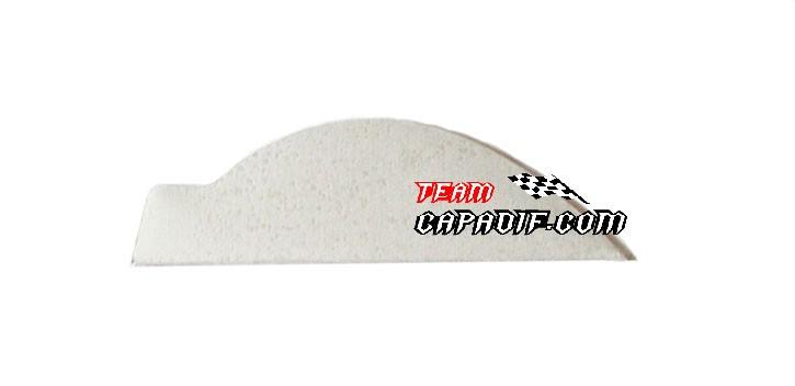 Headlight Insulation Board LH Odes 800