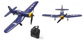 RC Corsair F4U Airplane Xpilot One Key Aerobatic 761-8 RTF