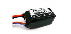 PowerSky LiPo 11.1V 1000mAh 3S 35C