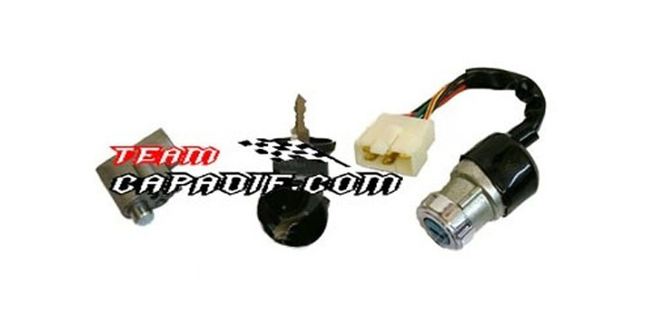 IGNITION SWITCH GSMOON XYKD260-1-2 XYKD400