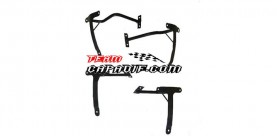 SET Front Rear wing supports XYKD260-1