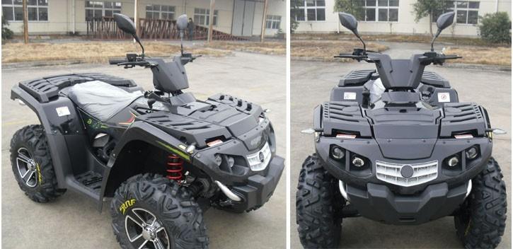 Quat ATV XYST350 4WD GSMOON