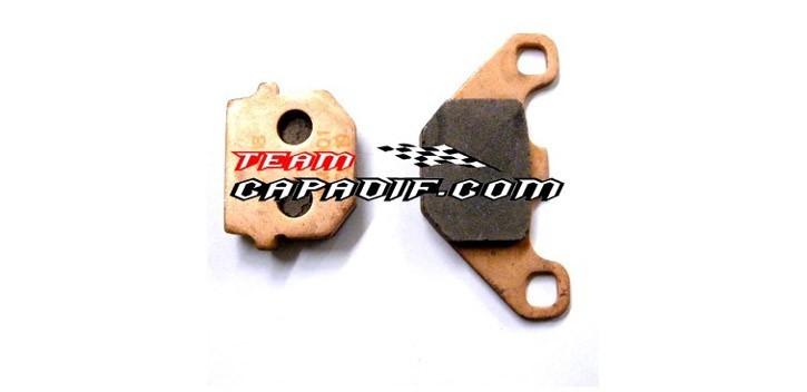 Rear brake pad HS400 HS450 HS500