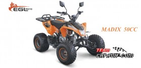 EGL MADIX QUAD 50CC approved road