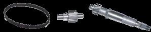 Sistema de transmisión kinroad 250cc