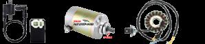 Equipaggiamento elettrico Kinroad 150cc