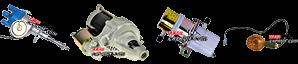 Material eléctrico Kinroad 650cc