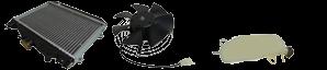 Systemkühlung Kinroad 650 ccm
