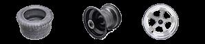Cerchioni e pneumatici Citycoco