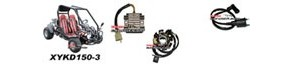 Elektrische Ausrüstung XYKD150-3