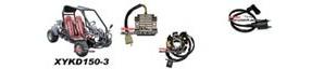 Equipement électrique XYKD150-3