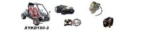 Pièces Moteur Carburation XYKD150-3