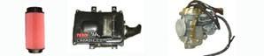 De escape del filtro de aire del carburador XYKD260-1
