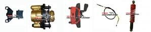 Brake system Stoßdämpfer GSMOON XYKD260-1